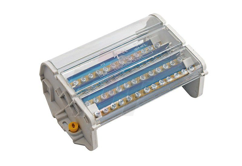 Distribution Box Terminal Bars Protected GK160A*4