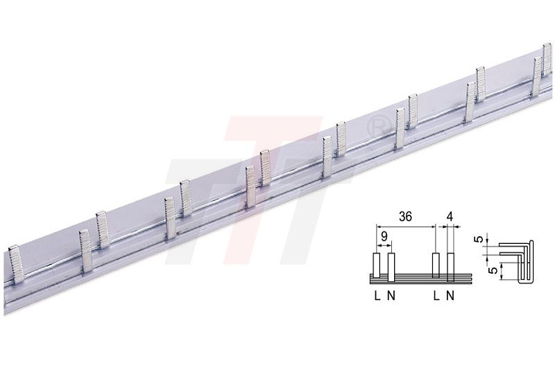 Tin-Plated Electrical Busbar GK602(DPNLE)