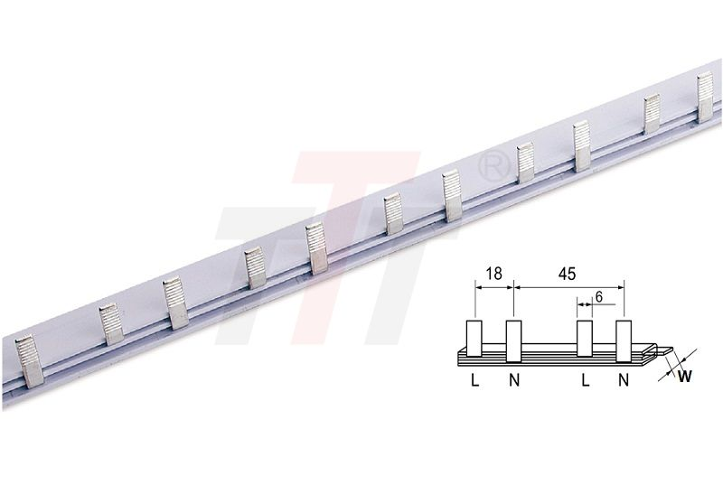 Electrical Busbar with Leakage GK401