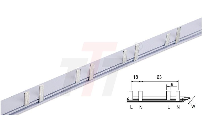 2P Electrical Busbar with Leakage GK402