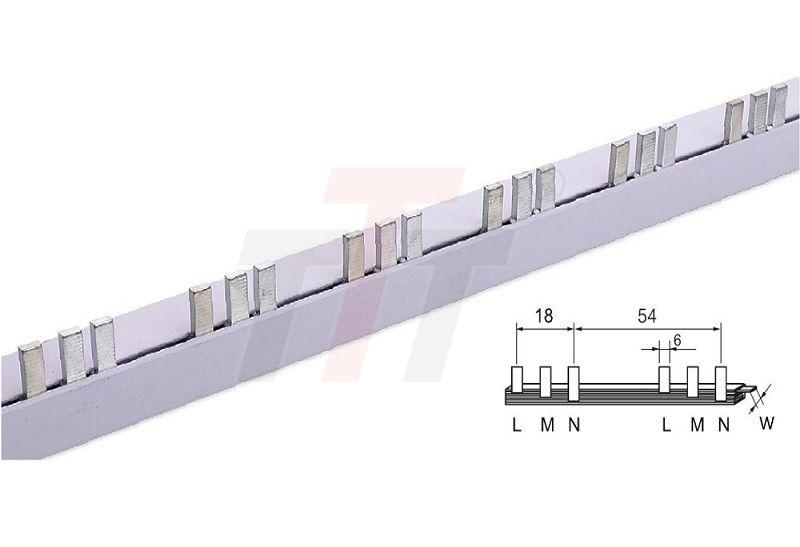 Close Type Electrical Busbar GK404(3P 2)
